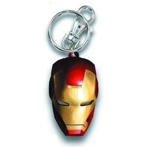 Chaveiro Iron Man (Homem de Ferro) Colorido