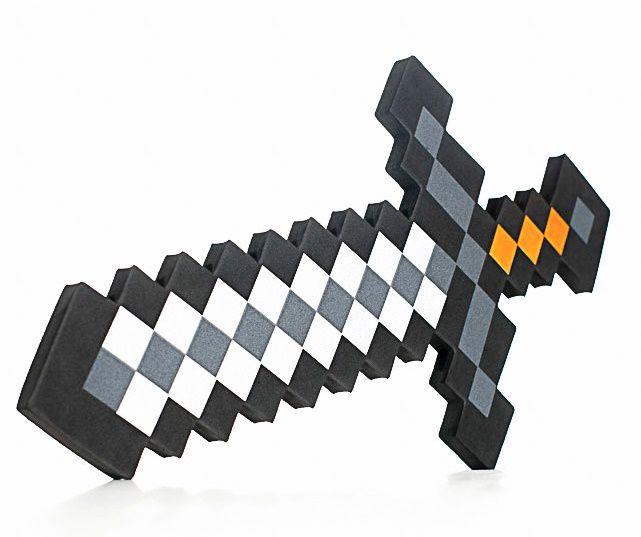Minecraft Espada de Ferro