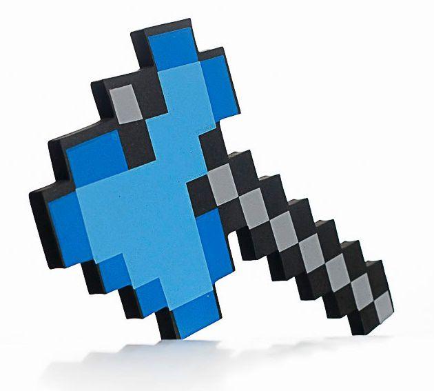 Minecraft Machado de Diamante