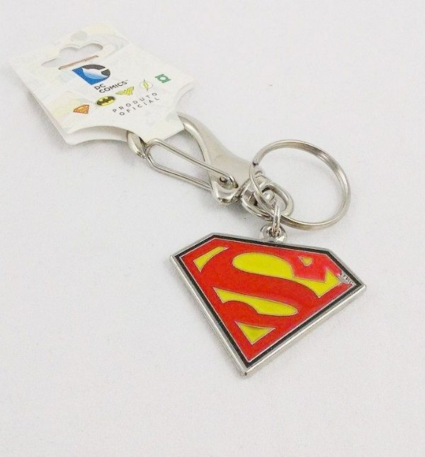 Chaveiro Brasão Super Homem