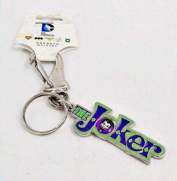 Chaveiro Brasão The Joker (Coringa)