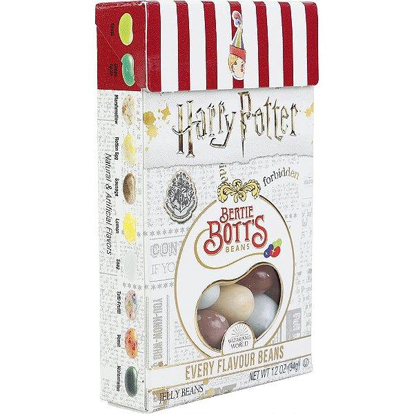 Kit Com 2 Caixas De Feijão De Todos Os Sabores - Os Feijõezinhos De Harry Potter em nova embalagem