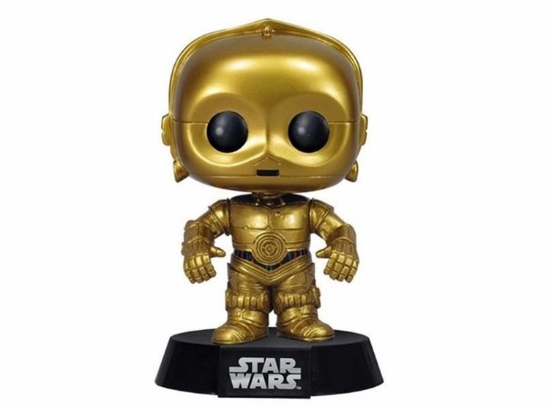 Funko POP C3PO - Star Wars