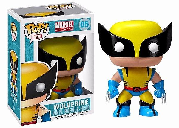 Funko Pop Wolverine