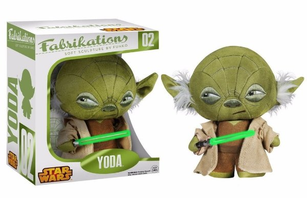 Funko Fabrikation Star Wars YODA