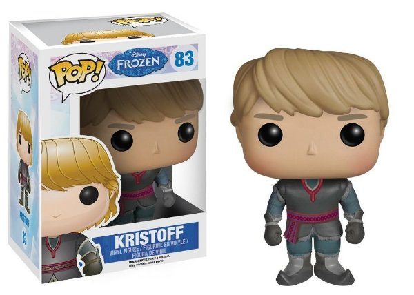 Funko Pop Frozen Kristoff