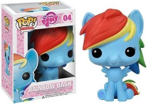 Funko Pop My Little Pony Rainbow Dash