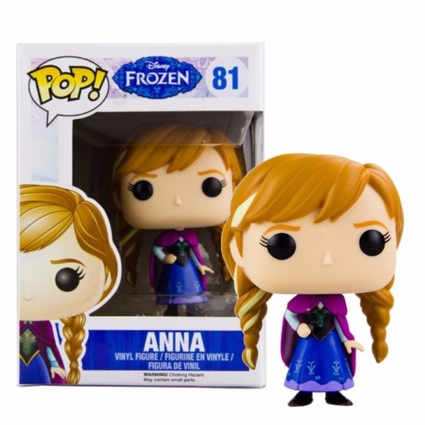 Funko Pop 81 Frozen Anna