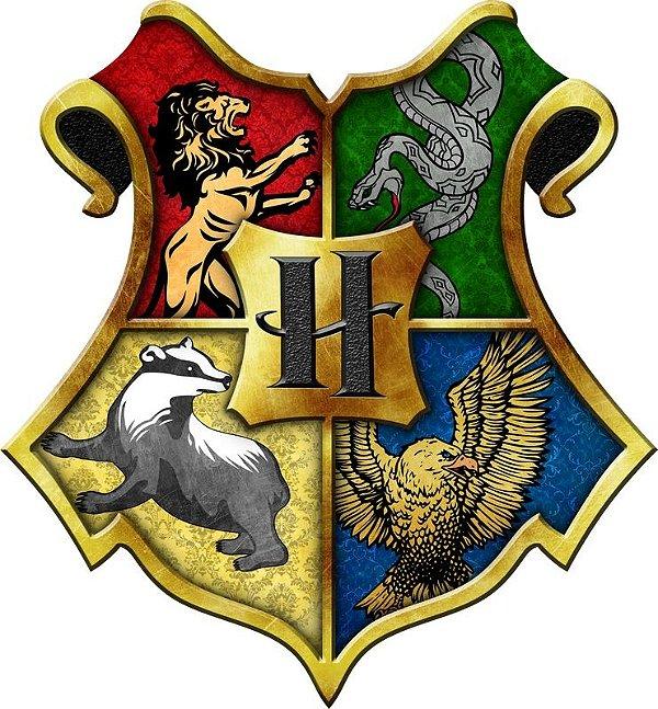 Brasões para parede Harry Potter Brasão - Hogwarts