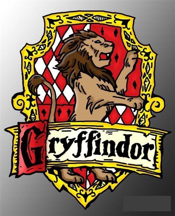 Brasões para parede Harry Potter Brasão - Grifinória