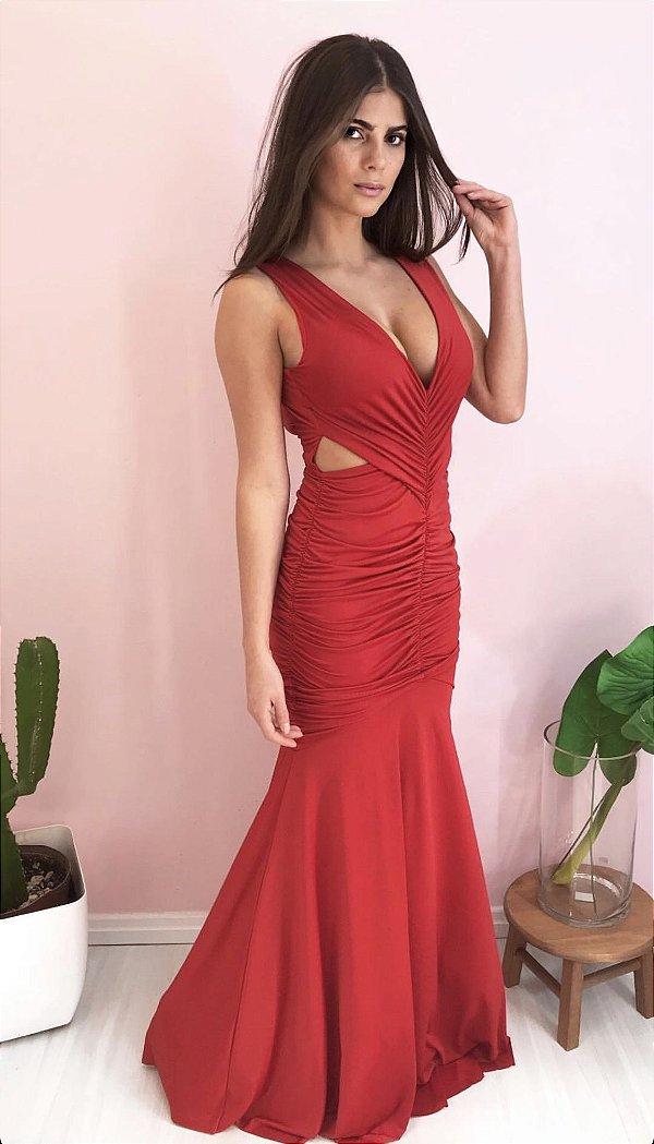 Vestido Jaque