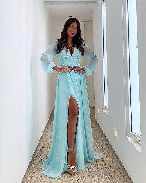 Vestido Priscila Tiffany