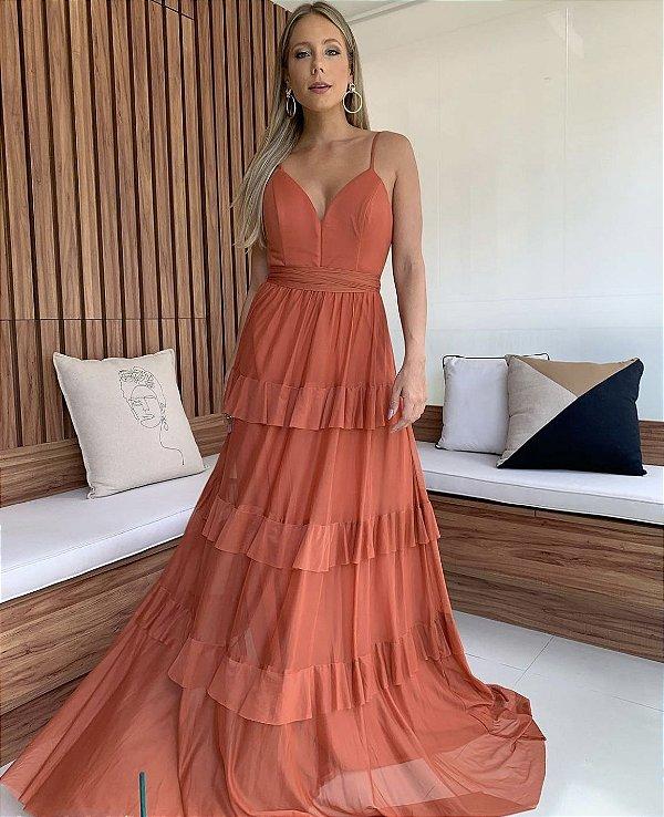 Vestido Nilza