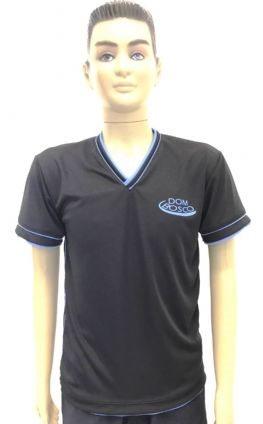 Camiseta Preta - Masculina