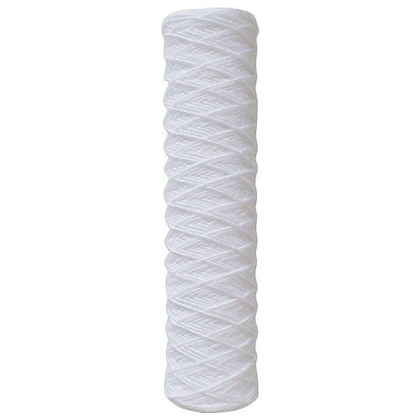 Elemento filtrante Bobinado 9,75 FP 100 micra  -  ( Pack com duas unidades )