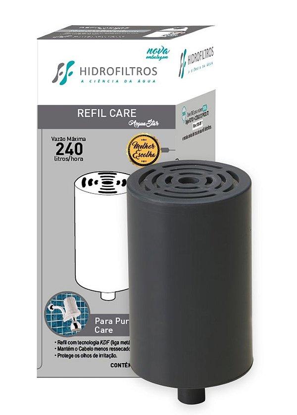Elemento Filtrante Care para Filtro Chuveiro Pentair / Hidro Filtros