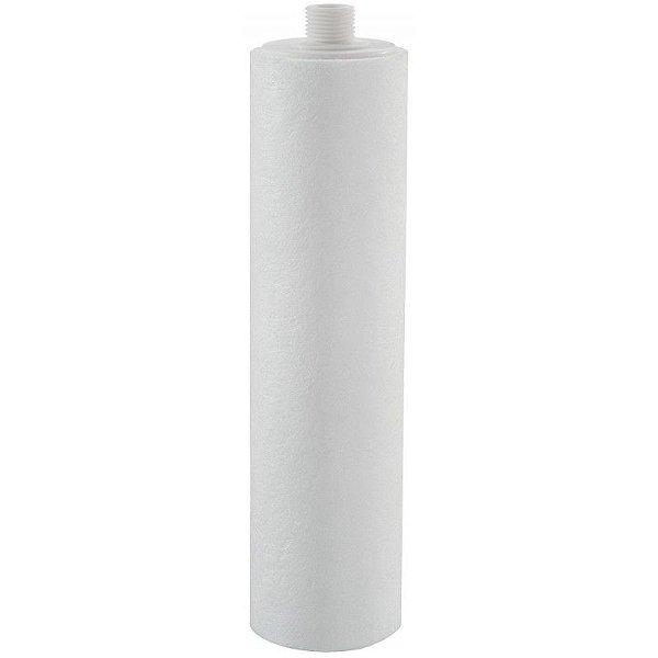Elemento Filtrante 1 micra com rosca 1HF 230 Liso - Hidro Filtros
