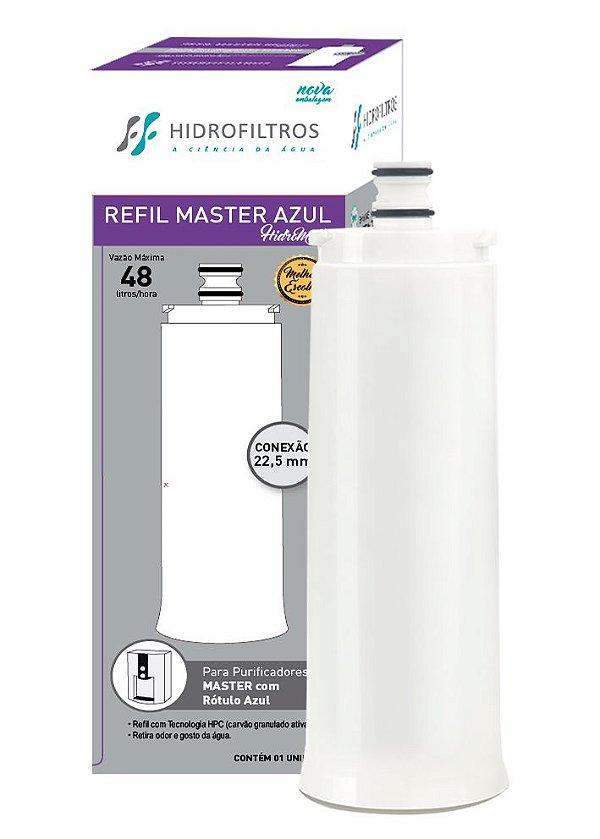 Elemento Filtrante compatível Master Frio Rótulo Branco