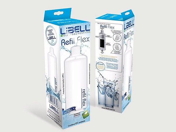 Elemento Filtrante para Purificador de Água Libell Flex