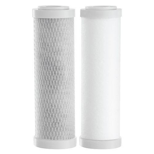 Elementos filtrantes para Purificador de Água AS 2 / Dual / Acqua Star / Hoken Multi 1500 ( Par )