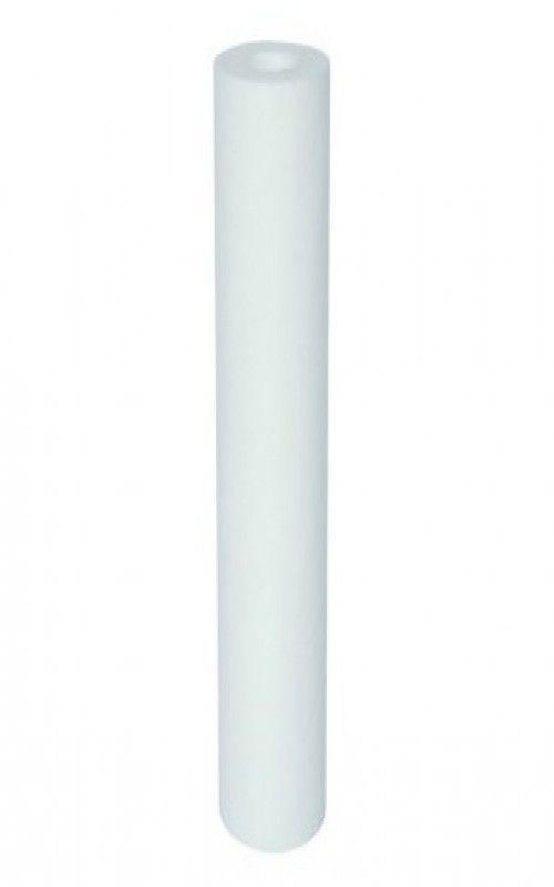 Elemento Filtrante 1 micra 20 Polegadas Polipropileno Liso