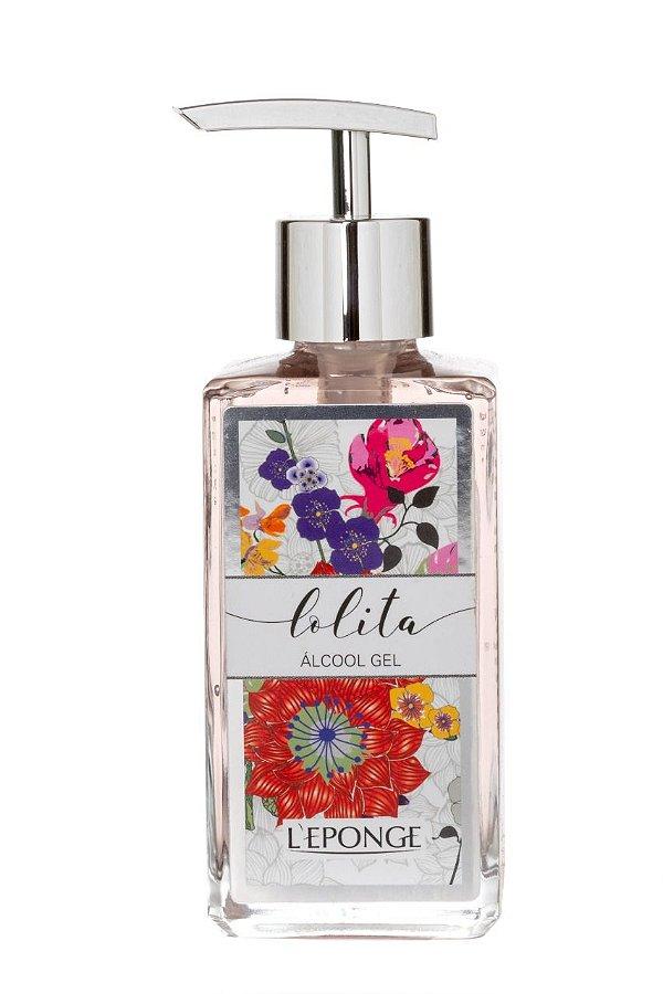 Álcool Gel Perfumado Lolita 250 ml