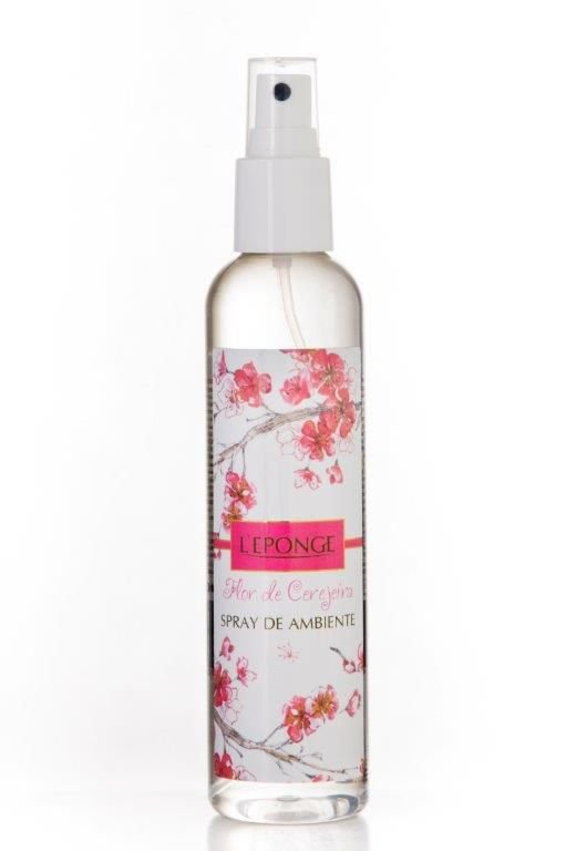Spray de Ambiente Flor de Cerejeira 200 ml