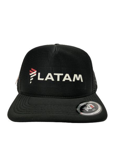 Boné Latam Preto