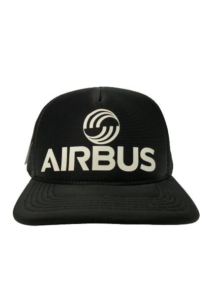 Boné Airbus Preto
