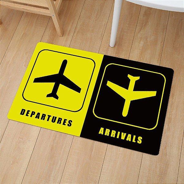 Tapete Depatures/Arrivals