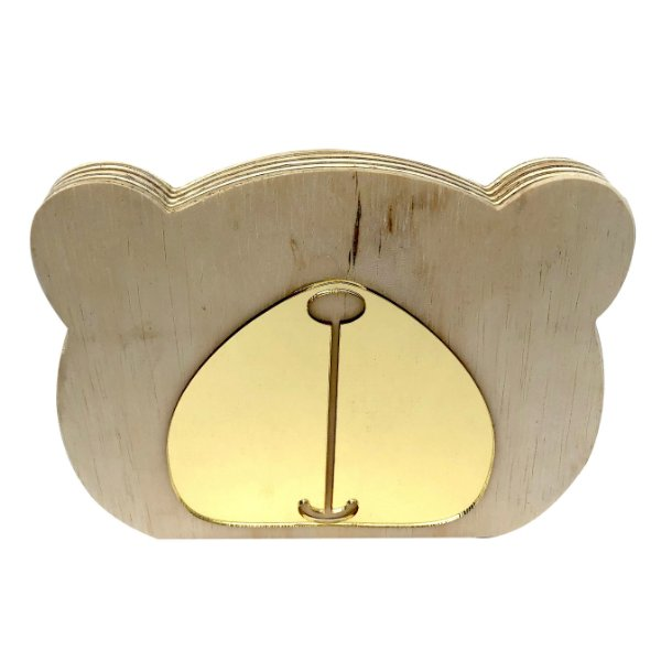 Adorno Decorativo Urso