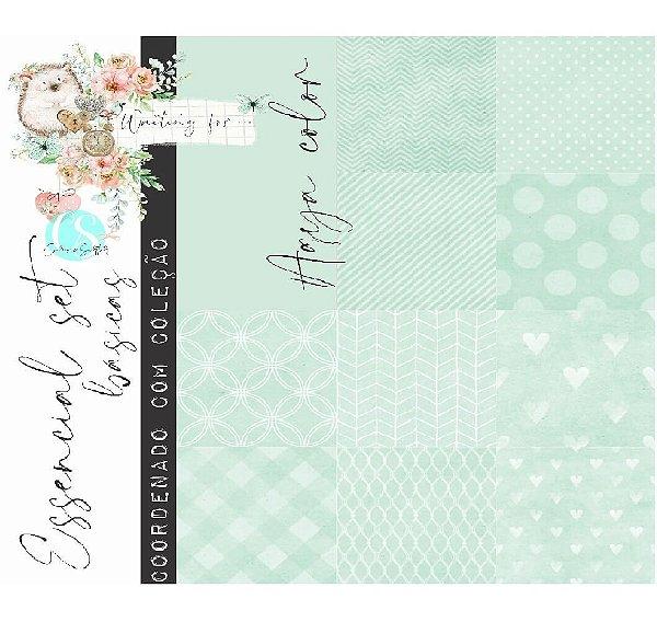 Kit Essencial Set Aqua Color (Carina Sartor)