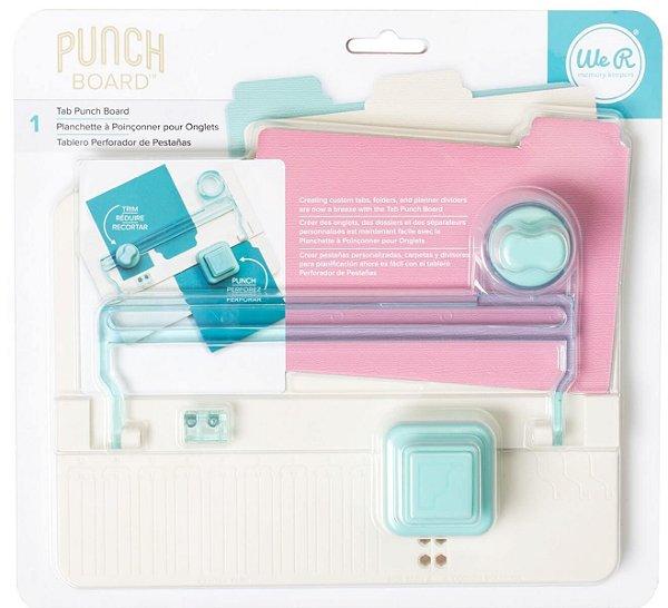 Tab Punch Board - WeR