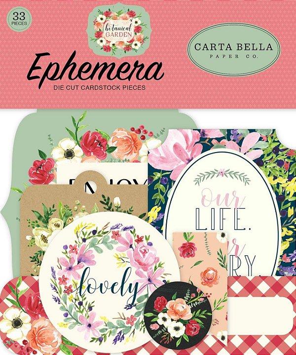 Die Cut (Botanical  Garden) Carta Bella