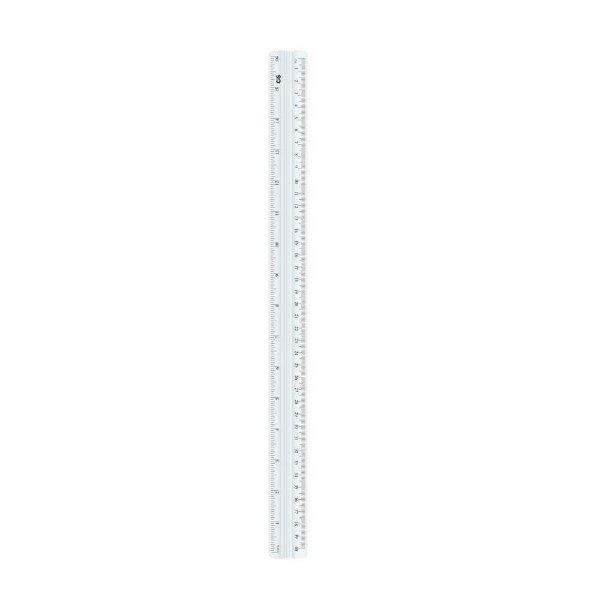 Régua de Alumínio 40cm - Cis