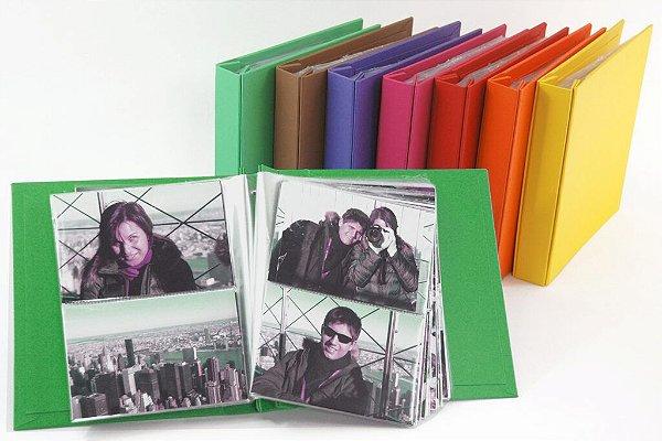 Álbum para 200 fotos 10x15 (PaperChase)
