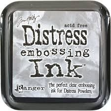 Carimbeira Distress Embossing Ink (Tim Holtz)