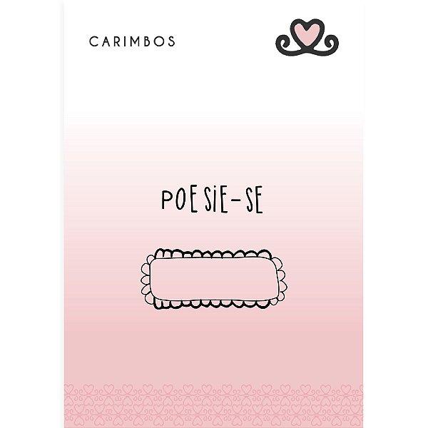 Complemento AC | Carimbo Poesie-se