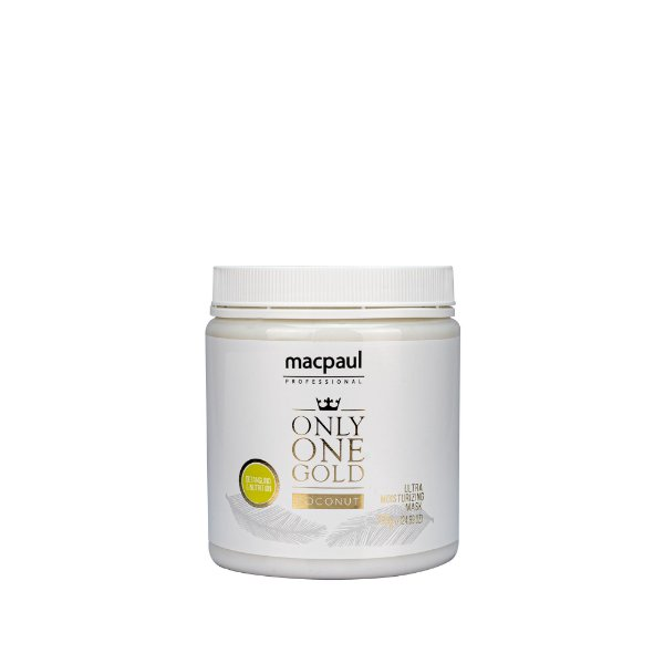 MÁSCARA ONLY ONE GOLD 700G
