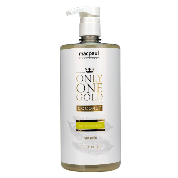 Shampoo Only One Gold Coconut 1000ml