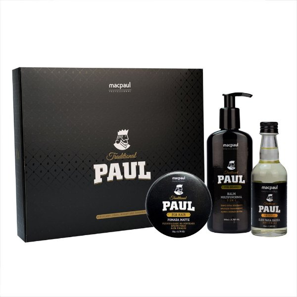 KIT COOL TRADITIONAL PAUL