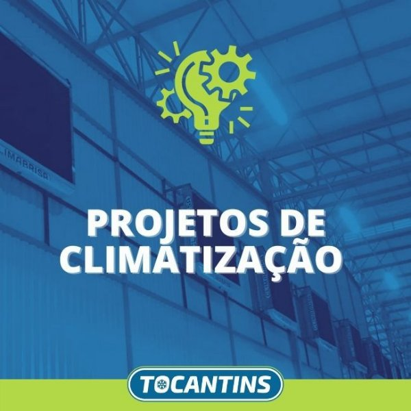 Projetos de Climatização