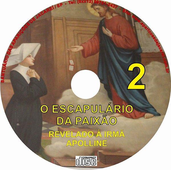 CD ESCAPULÁRIO DA PAIXÃO 2