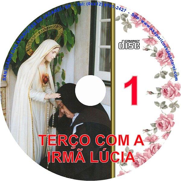 CD TERÇO COM A IRMÃ LÚCIA