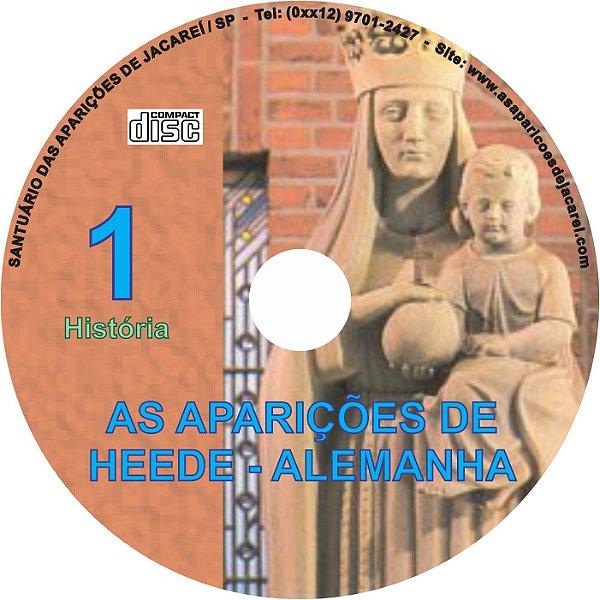 CD- AS APARIÇÕES DE HEEDE- ALEMANHA