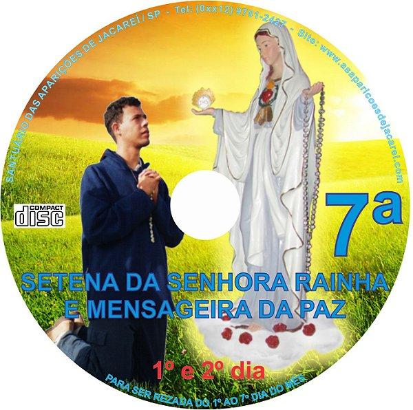 CDs COLETÂNEA- SETENA 07