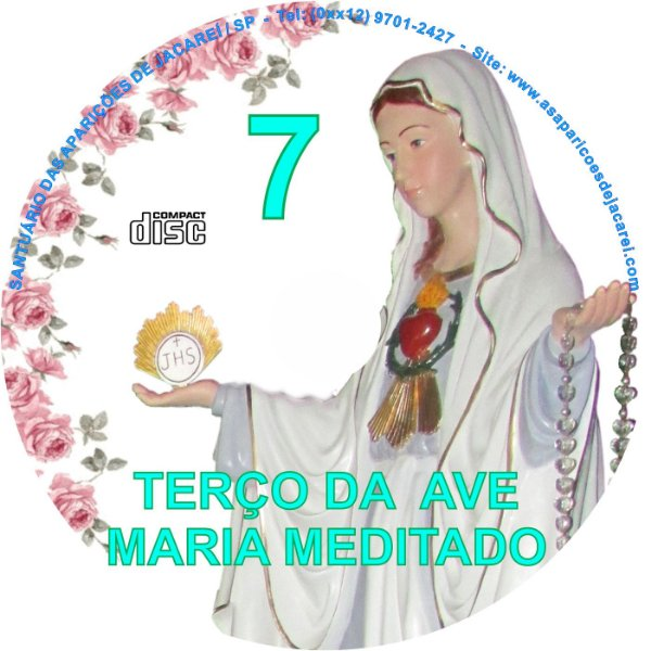 CD TERÇO DA AVE MARIA MEDITADO 07