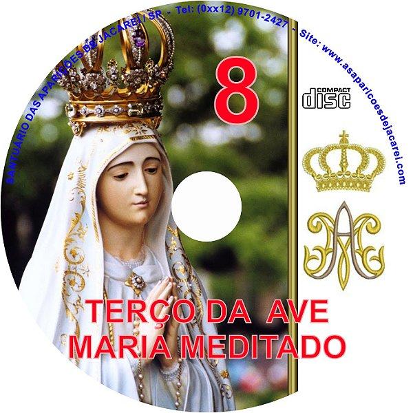CD TERÇO DA AVE MARIA MEDITADO 08