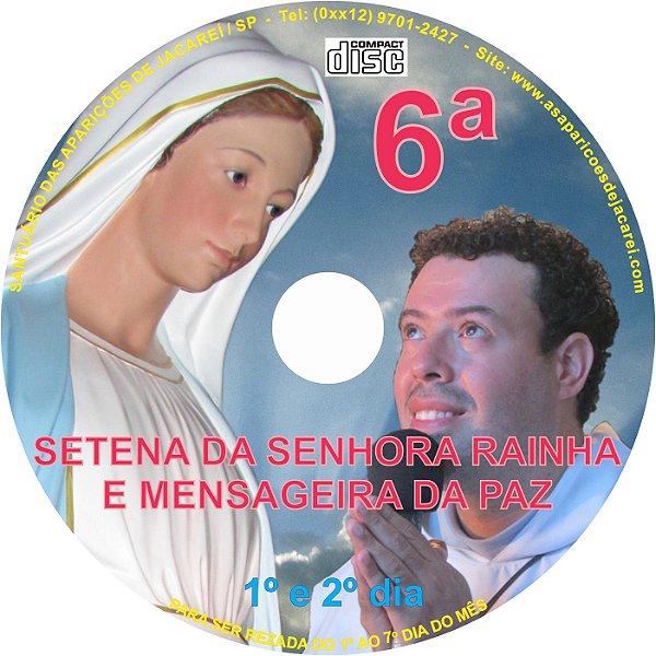 CDs COLETÂNEA - SETENA 06