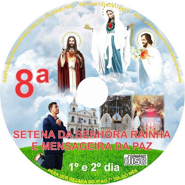 CDs COLETÂNEA- SETENA 08